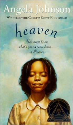 Reviews Heaven And The First Part Last Angela Johnson Reading