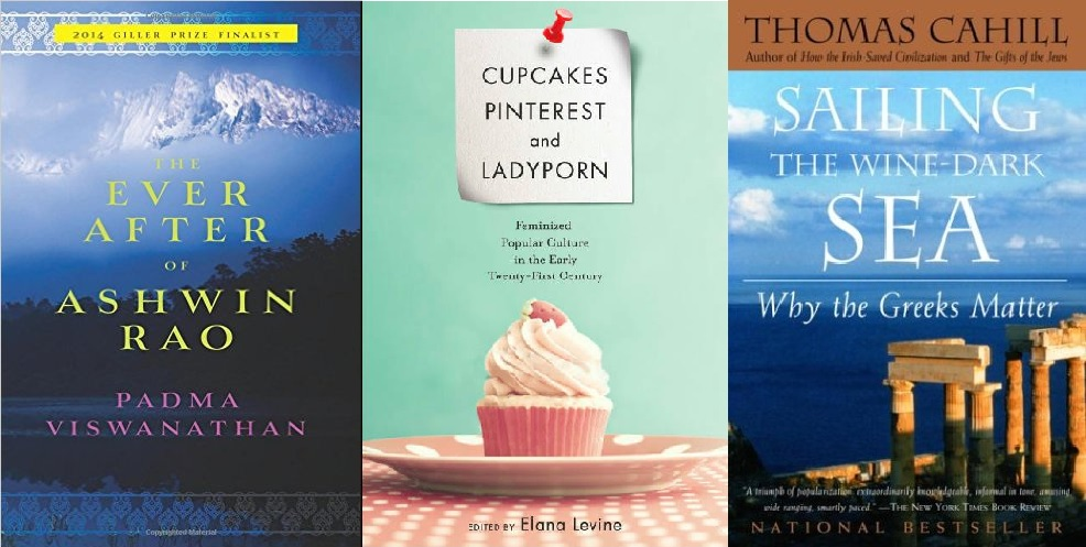 Books for 4/18