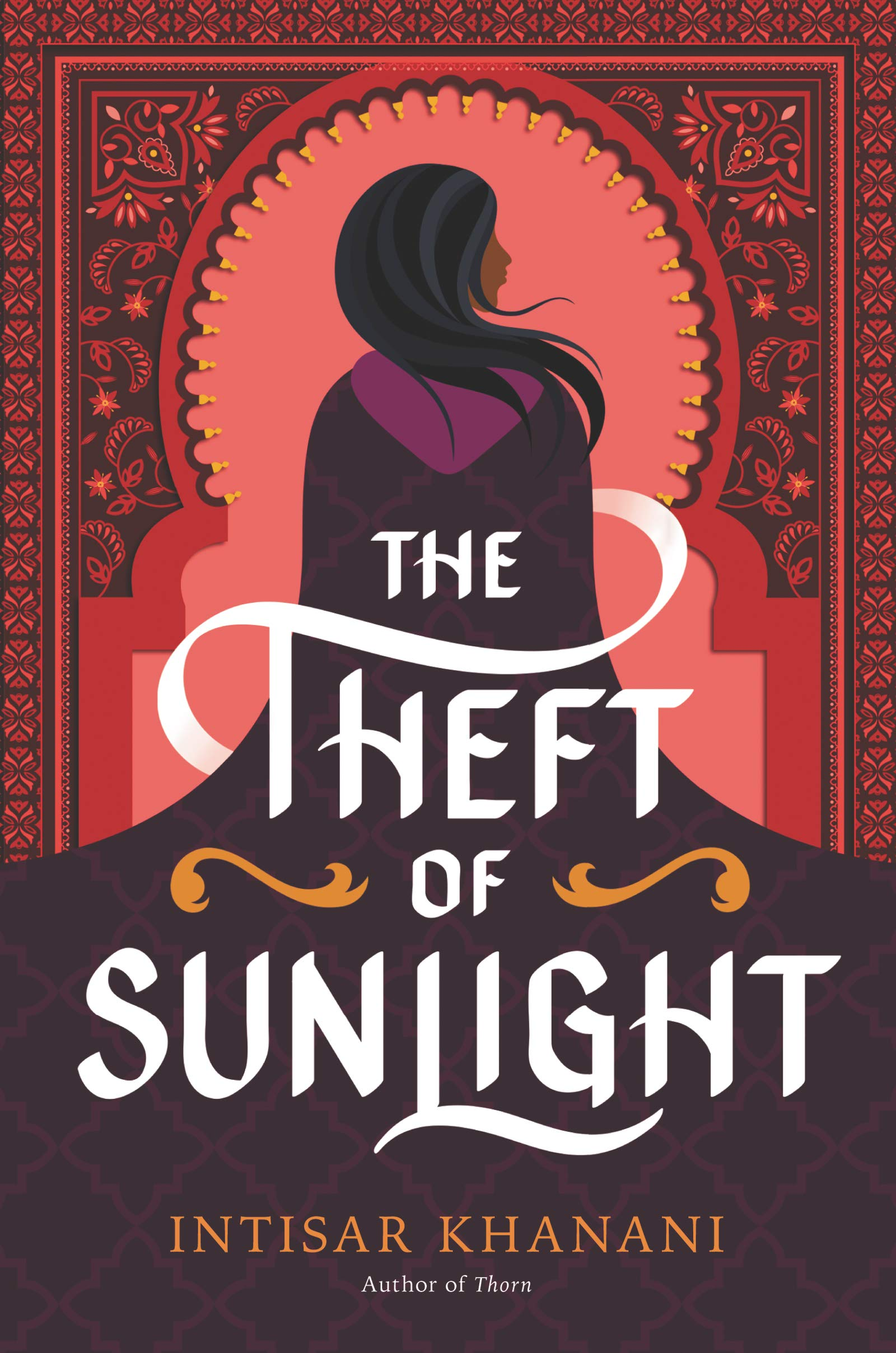 Review: The Theft of Sunlight, Intisar Khanani